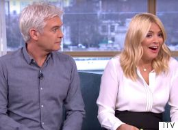 Phil Shocks Holly With Crass 'Loose Women' Joke