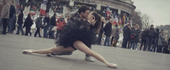 video danse paris