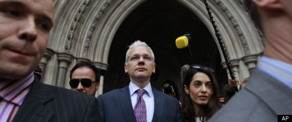 JULIAN ASSANGE CASE JUDGMENT