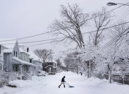 Atlantic Canada Braces For Back-To-Back Winter Storms