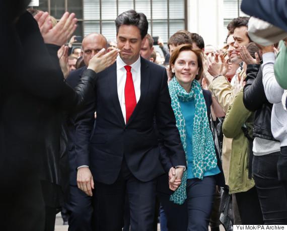 ed miliband resign