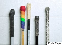 'Pride Tape' Helps LGBTQ Hockey Players Feel Welcome