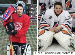 Teen Steps Up To Help His 'Goalie Brother' He's Never Met