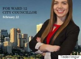 Alberta Politician Wants Voters To Swipe Right For Her