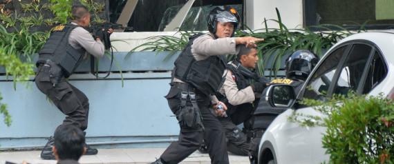 ATTENTAT JAKARTA