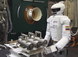Le cosmonaute de demain