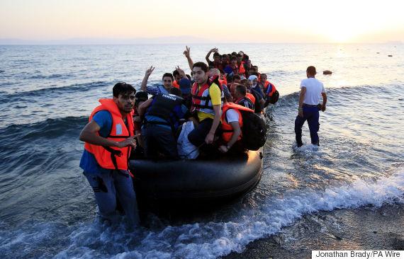 kos refugees