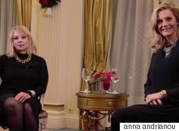 Άννα Ανδριανού: Aν ξανάρχιζα τη ζωή μου θα γινόμουν ψυχολόγος