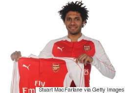 Arsenal Sign Mohamed Elneny From Basel