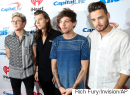One Direction Address Fresh Split Rumours
