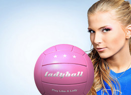 Even If The Ladyball Is A Joke, Women's Sport Is Still The Punchline