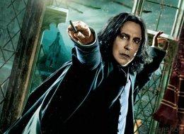Trauer um Professor Snape: Schauspieler Alan Rickman stirbt im Alter von 69 Jahren