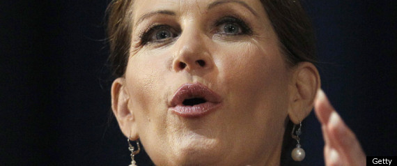 Michele Bachmann Obama