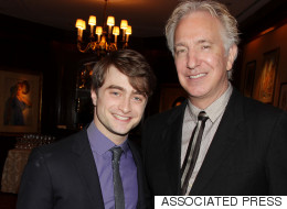 Daniel Radcliffe Just Posted A Beautiful Tribute To Alan Rickman