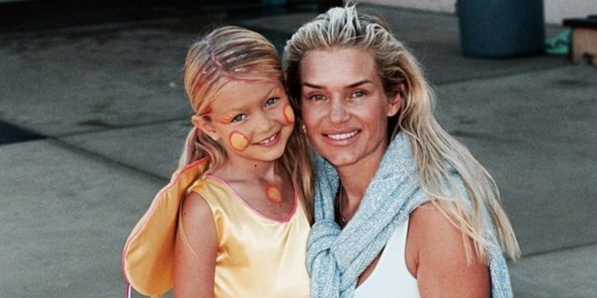 Proof Gigi Hadid Got Her Modelling Chops From Her Mom ...