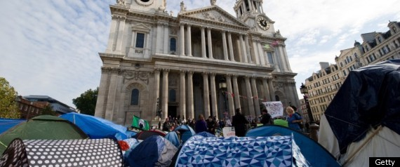 GLOBAL OCCUPY LONDON
