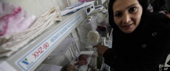 AFGHANISTAN INFANT MORTALITY