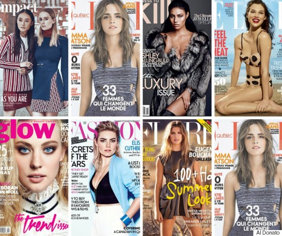 canadian fashion mags