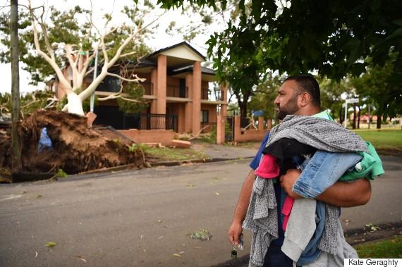sydney storm victim