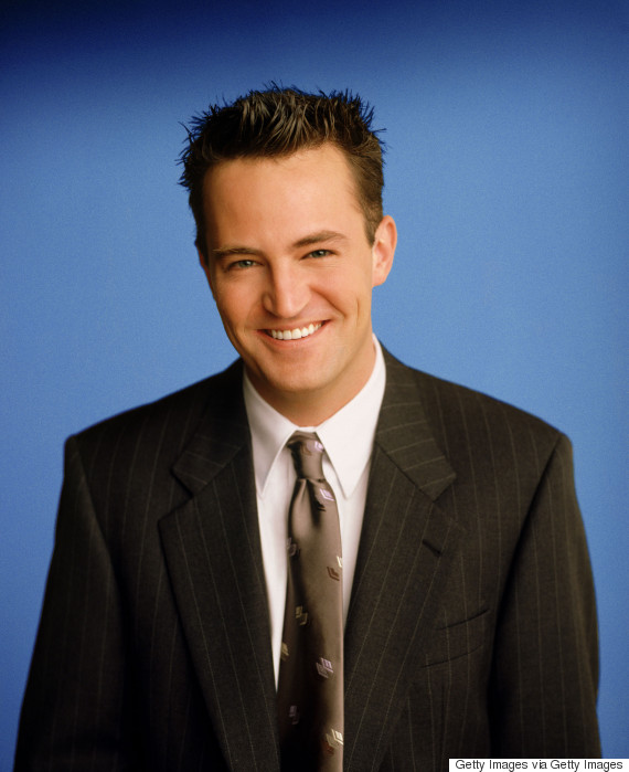 friends matthew perry