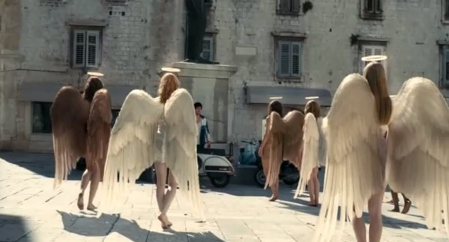 South Africa Bans Axe Deodorant's 'Sexy Angels' Ad For Offending