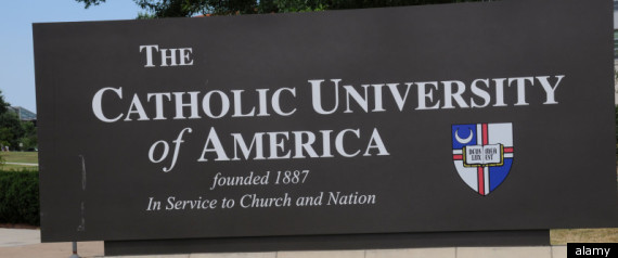 CATHOLIC UNIVERSITY MUSLIM DISCRIMINATION