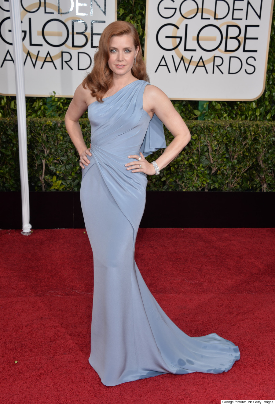 amy adams golden globe 2015