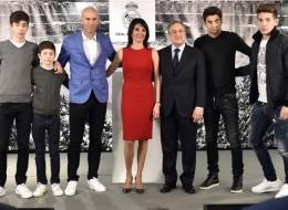 ¿Quién ha explotado a los hijos de Zidane?