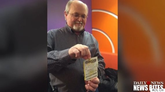 Tennessee couple claims a share of Powerball jackpot