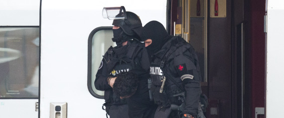 SECURITY POLICE NETHERLANDS