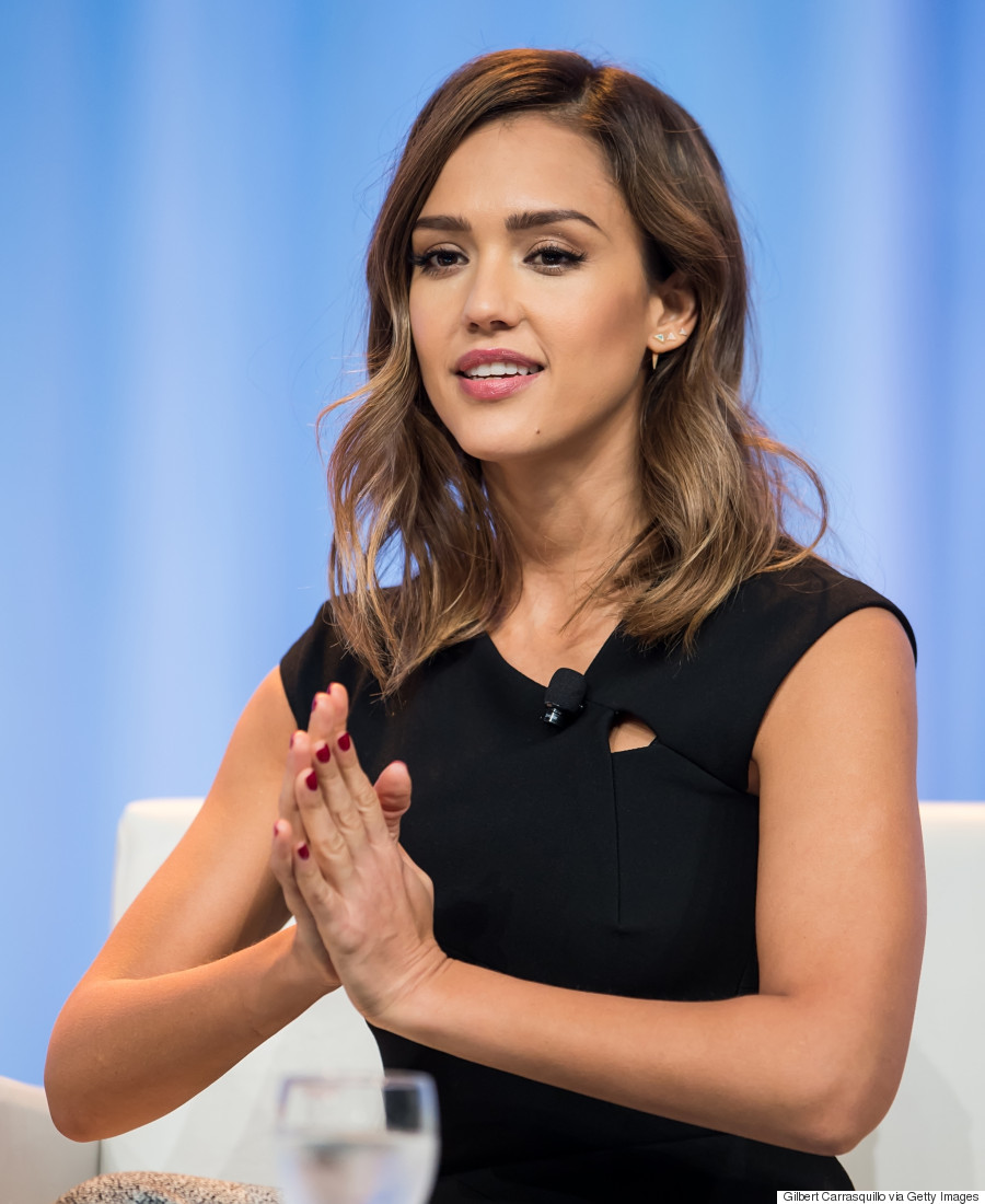 Haircuts 2016: The Hottest Chops To Try This YearJessica Alba Lob