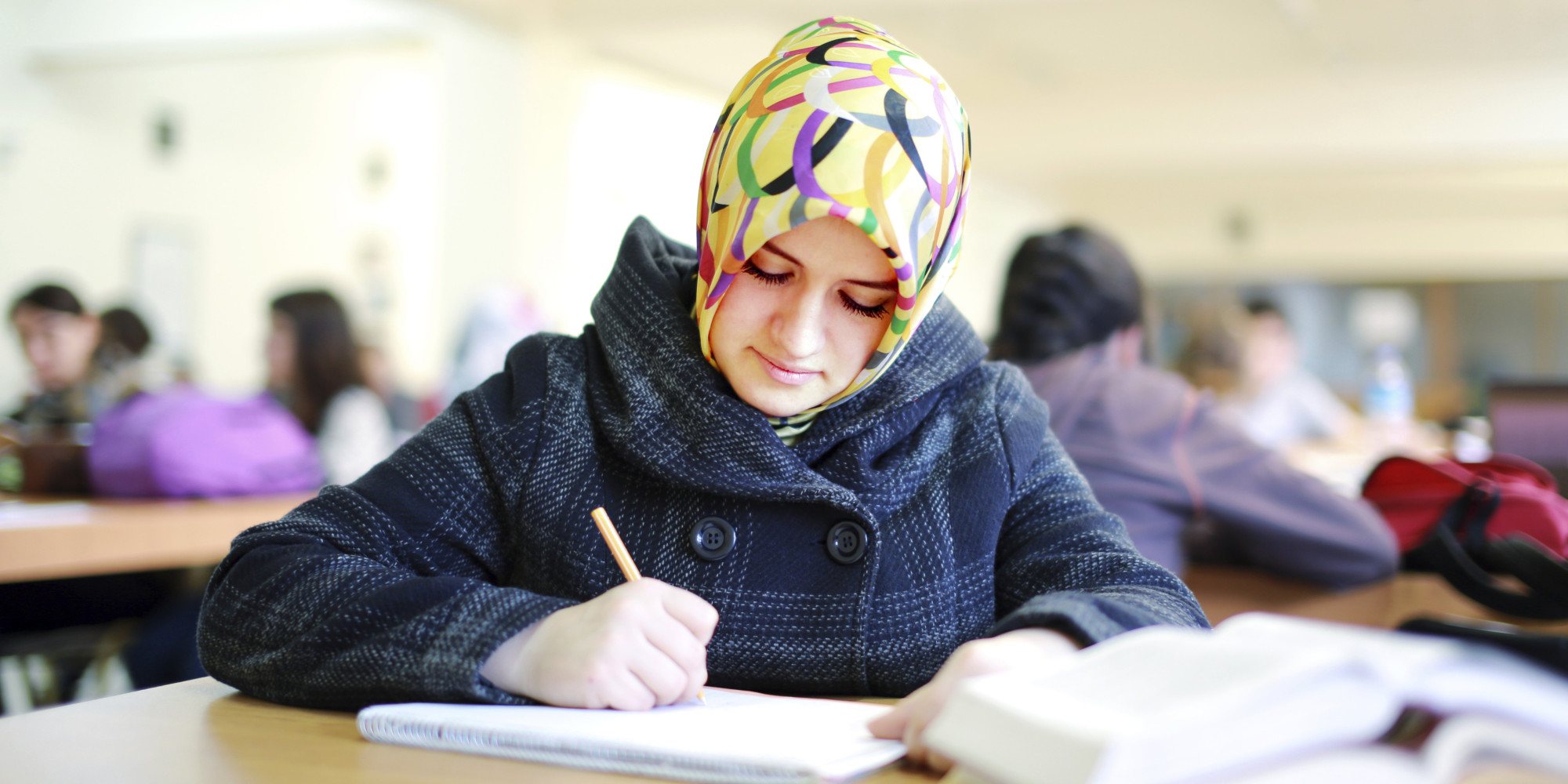 Education Science Muslim American Teens 30