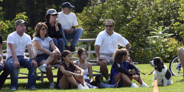 The 10 People You Meet At Your Kids Sporting Events
