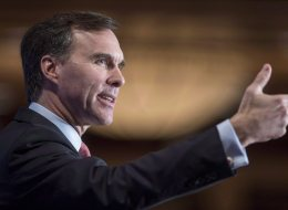 Equalization Payments For Alberta Not In The Cards, Morneau Hints