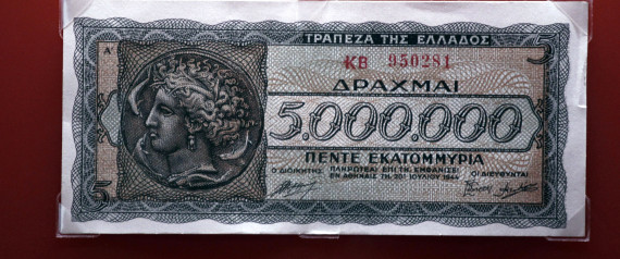TAX EVASION GREECE
