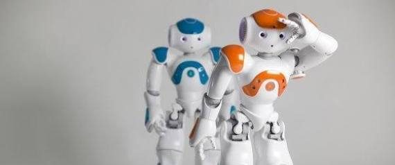 ROBOT HOMME