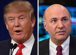 Why Kevin O'Leary Is No Donald Trump