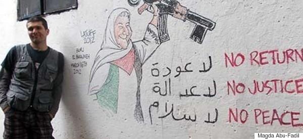 Brazilian Cartoonist Carlos Latuff Takes Aim Globally