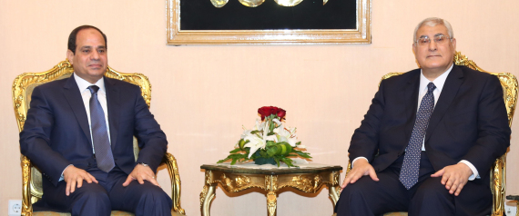 SISI AND ADLY MANSOUR