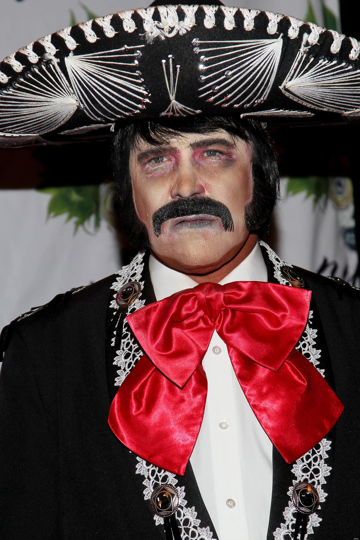 michael kors' 'zombie mariachi' halloween costume (photos