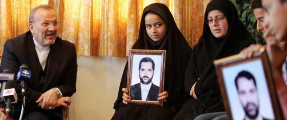 IRANIAN PRISONERS IN AMERICA