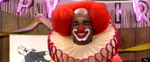 IN LIVING COLOR HOMEY THE CLOWN