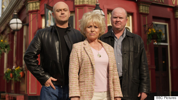 eastenders mitchell family