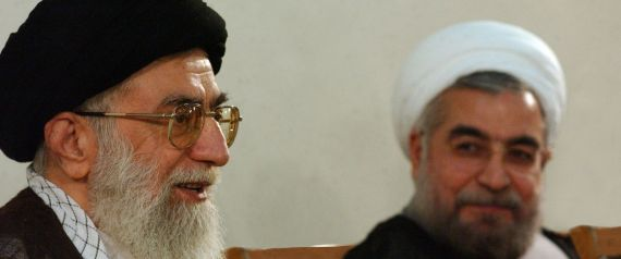 SPIRITUAL AND KHAMENEI