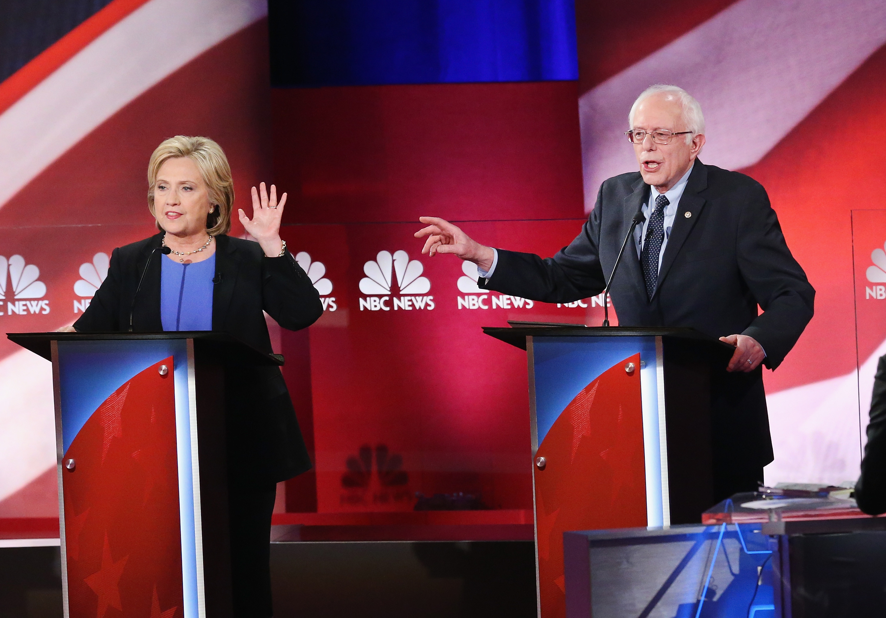 berniementum nbc fourth democratic debate recap the bernie debate