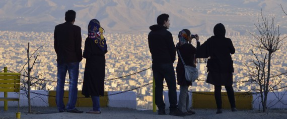 YOUNG IRANIANS
