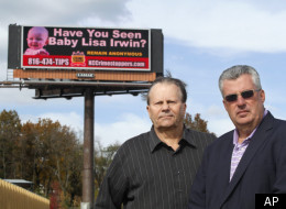Baby Lisa Billboards Raise Awareness Of Missing Infant