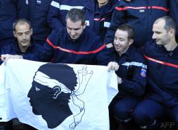 Deux interpellations à Ajaccio après l'agression de pompiers à Noël