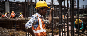 india railroad construction