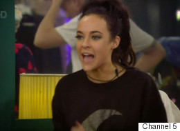 Ding Ding! It's Round Two For 'CBB' Stephanie And Gemma
